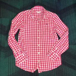 Vineyard Vines Button Down Shirt Size 0